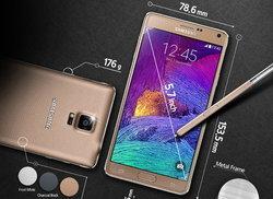 Samsung Galaxy Note 4 มีดีอย่างไร? มาดู Infographic กัน