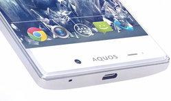เปิดตัว Sharp Aquos Crystal สมาร์ทโฟนไร้ขอบ