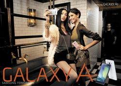 เปิดตัว Galaxy A5 และ A3  หรูหราระดับ Alpha แต่ราคาแค่เอื้อม!