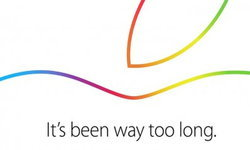 Apple ส่งบัตรเชิญสื่อร่วมงานเปิดตัวผลิตภัณฑ์ใหม่ 16 ตุลาคมนี้