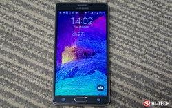 รีวิว Samsung Galaxy Note 4 จากมุมมองผู้ใช้งานจริง