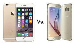 ผลทดสอบจอภาพ Samsung Galaxy S6 ได้คะแนนต่ำกว่า iPhone 6 แทบทุกข้อ