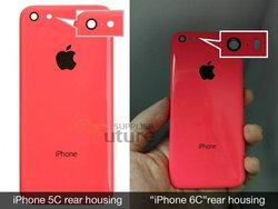ภาพหลุดแรก iPhone 6C เรียกว่าพี่มาจนได้ครับ