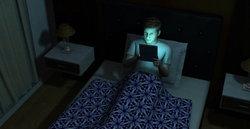 เพ่ง Smart Phone ก่อนนอนส่งผลให้หลับยาก