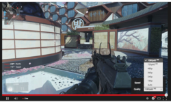YouTube Live Streaming เริ่มรองรับวิดีโอที่เฟรมเรต 60 fps, เริ่มใช้ตัวเล่นแบบ HTML5