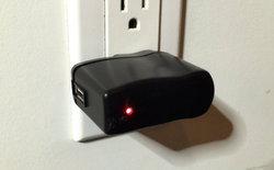 อุปกรณ์ราคา 330 บาท ที่ดูยังไงก็เหมือนที่ชารจ์ USB แต่ใช้งานเป็นเครื่องมือสปายเพื่อนๆ ได้เลย