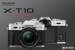 ฟูจิฟิล์มเปิดตัวกล้องมิลเลอร์เลสระดับพรีเมี่ยมรุ่นใหม่ X-T10 อย่างเป็นทางการ