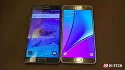 ในที่สุด ยอดขาย Galaxy Note 5 ก็ขายดีกว่า Galaxy Note 4 จนได้