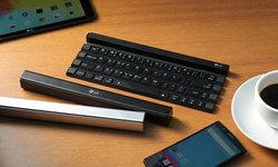 LG แนะนำ Rolly Keyboard คีย์บอร์ดที่ม้วนเก็บได้เหมือนเสื่อ พร้อมขนาดกระทัดรัด น่าพกพา