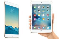 iPad mini 4 เปิดราคาในไทยอย่างเป็นทางการ เริ่มต้นที่ 13,400 บาท พร้อมวางจำหน่ายเร็วๆนี้
