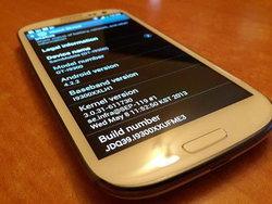 ผู้ใช้ S3 รอเฮ ! อัพเดต Android 4.2.2