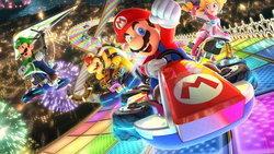 Mario Kart 8 Deluxe เป็นเกมบน Nintendo Switch ที่ได้คะแนนรีวิวสูงอันดับ 2