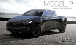 Tesla เผยโฉมรถกระบะพลังงานไฟฟ้าคันแรกจ่อลุยตลาดภายใน 2 ปี