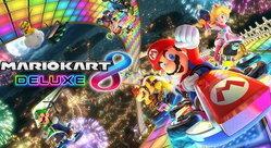 Mario Kart 8 Deluxe เปิดตัวแรงขายดีที่สุดทั้งใน อเมริกา และอังกฤษ