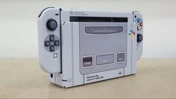 ชมเครื่อง Nintendo Switch ลาย Super Famicom