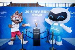 เปิดตัว Vivo เซ็นสัญญาเป็นผู้สนับสนุนหลักฟุตบอลโลก 2018 และ 2022
