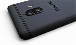 หลุดภาพเรนเดอร์ Samsung Galaxy C10  สมาร์ทโฟนกล้องหลังคู่รุ่นแรกของ Samsung