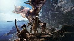 ชมคลิปชัดๆ เกม Monster Hunter World บน PS4  XboxOne และ PC