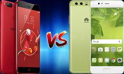 เปรียบเทียบ nubia Z17 และ Huawei P10 Plus สองสมาร์ทโฟนเรือธงกล้องคู่กับสเปกระดับไฮเอนด์ขั้นสุด