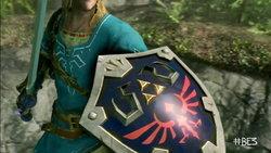 Link จากเกม Zelda โผล่ในเกม Skyrim บน Nintendo Switch
