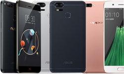 5 มือถือที่เกิดเป็นแฝดของ iPhone 7 Plus จงใจหรือแค่มีแรงบันดาลใจ