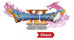 นินเทนโดประกาศจัดงาน DragonQuest 11 Direct เปิดข้อมูลใหม่เวอร์ชั่น 3DS