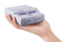 ชมภาพและคลิปชัดๆ  Super NES Classic Edition Super Famicom Mini ที่สายจอยเกมยาวขึ้นมาก