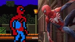 มาดูวิวัฒนาการของเกม Spider-Man ตั้งแต่อดีตจนถึงปัจจุบัน