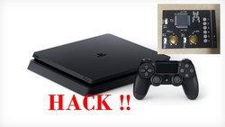 งานเข้า PS4 โดน Hack ให้เล่นเกมเถื่อนผ่านฮาร์ดดิสก์ได้แล้ว
