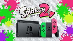 ราคา Nintendo Switch พุ่งขึ้นเพราะการมาของเกม Splatoon 2