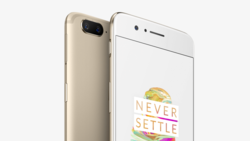 OnePlus 5 เปิดตัวสี Soft Gold รุ่นลิมิเตดอิดิชั่น ขายจำนวนจำกัด