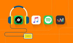 Apple Music  vs JOOX vs  Spotify vs Deezer เจ้าไหนคือสตรีมมิงเพลงในใจคุณ