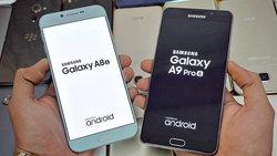 Galaxy A8 A9 Pro และ Tab E เตรียมรับอัปเดต Android Nougat ได้เลย