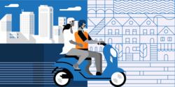 เปิดตัว UberMOTO ในกรุงเทพ อีกครั้ง เรียกพี่วินผ่าน Uber ได้เลย