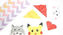 How to make Origami แอปที่คนชอบ พับกระดาษ พลาดไม่ได้