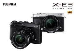 ฟูจิฟิล์ม รุกตลาดกล้องมิลเลอร์เลส เปิดตัว X-E3เจาะกลุ่มไลฟ์สไตล์คนรุ่นใหม่