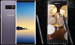 เปรียบเทียบสเปค Samsung Galaxy Note FE Vs Galaxy Note 8 ศึกสายเลือด จะเลือกใครดี