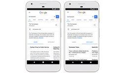 แก้ปัญหาข่าวปลอม Google Search เพิ่มข้อมูลเมื่อค้นหาชื่อสำนักข่าว
