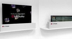 """ข่าววงการไอที LG Display เตรียมนำจอ OLED """"ม้วนได้"""" ขนาด 65 นิ้ว มาโชว์ในงาน CES 2018"""