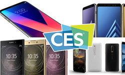 รวมสมาร์ทโฟนรุ่นใหม่จากแบรนด์ดังที่คาดว่าจะเปิดตัวในงาน CES 2018 สัปดาห์นี้