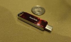 CES 2018 : SanDisk โชว์แฟลชไดร์ฟ USB-C ความจุ 1 TB ขนาดเล็กที่สุดในโลก