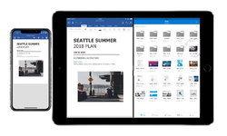 Microsoft ปล่อยอัปเดท Office For iOS รุ่นใหม่ที่มีฟีเจอร์โดดเด่นที่ Drag & Drop