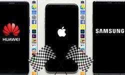 iPhone X vs Galaxy Note8 vs Huawei Mate 10 เปรียบเทียบความเร็วในการเปิดแอปฯ