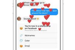 ทีเด็ด Facebook Messenger เพิ่มฟีเจอร์ใหม่ เอาใจคู่รักในวันวาเลนไทน์โดยเฉพาะ