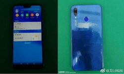หลุดดีไซน์ตัวเครื่องและราคา Huawei P20 Lite สมาร์ทโฟนรุ่นใหม่ล่าสุดอีกครั้ง