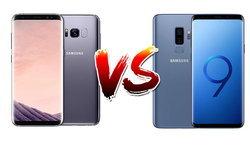 เปรียบเทียบสเปกระหว่าง Samsung Galaxy S8 และ Galaxy S9 คบตัวเก่า หรือมีใจให้ตัวใหม่ดี