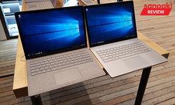 Hands On : ทดลอง Microsoft Surface Book 2 และ Surface Laptop คอมพิวเตอร์รุ่นใหม่ แรงสมการรอคอย