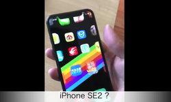 หลุดเป็นคลิปมือถือที่คาดว่าเป็น iPhone SE 2 ของจริง มันคือ iPhone X ที่ทรงเหลี่ยม