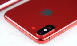 แนวคิด iPhone X สีแดง (PRODUCT) RED