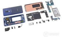 จอมชำแหละ iFixit ยืนยัน Galaxy S9+ แข็งแกร่ง และซ่อมยากจริงๆ